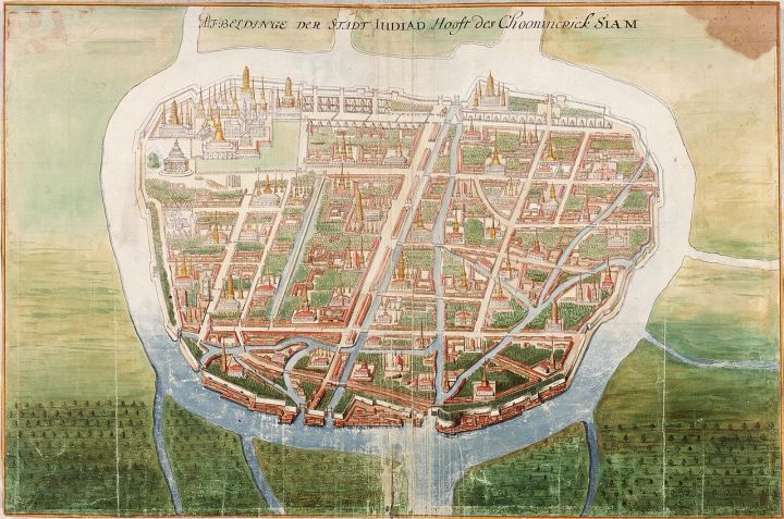 johannes vingboons 1665
